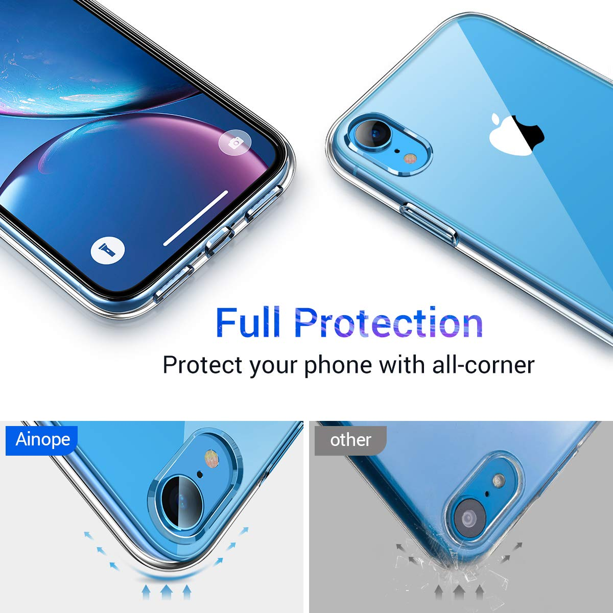 coque iphone xr ainope