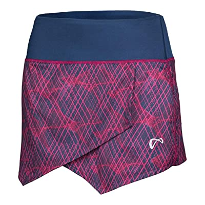 Athletic DNA Sports Apparel Spiralgraph Origami Skort - Adult - Sangria