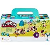 Hasbro A7924EU6 Play-Doh Super Farbenset pacco da 20