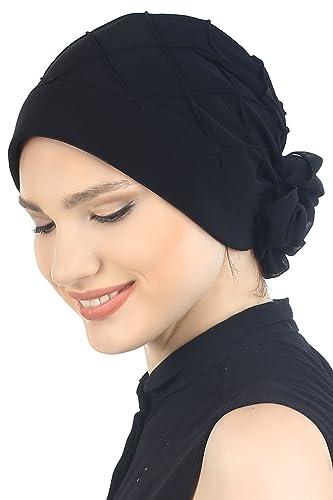 Deresina Headwear –  Berretto in maglia  – Donna