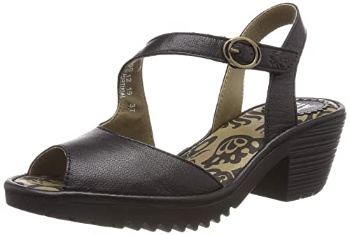 1d3031546c0 Fly London Women s Wyno023fly Open Toe Sandals  Amazon.co.uk  Shoes ...