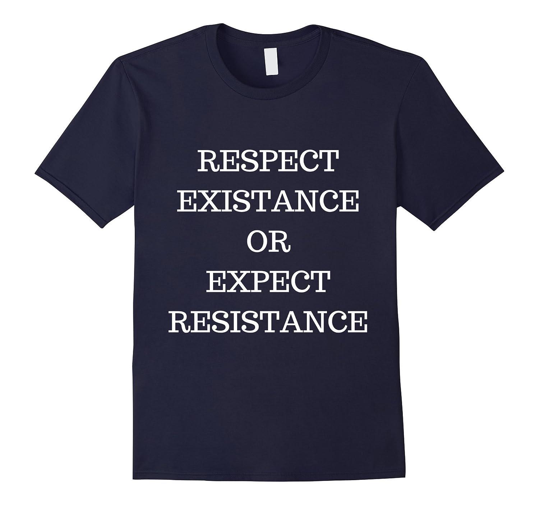 Alt National Park Service, Resist , Resistance t-shirt