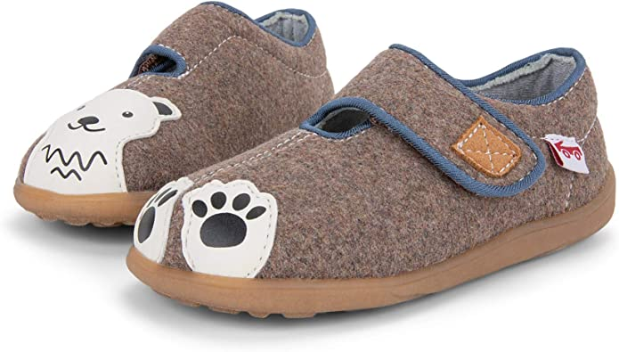 baby toddler Toddler shoe Polar bear slippers
