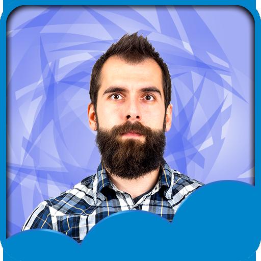 Beard Salon Photo Booth - To A How Photobooth Make