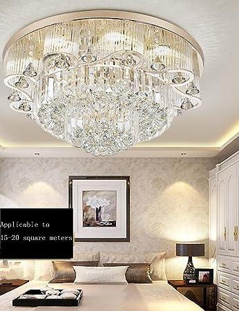 KYDJ ® Led Ringsum Kristall Deckenleuchten Schlafzimmer European Style  Modern Deckenleuchten   Home Warm Deckenleuchte