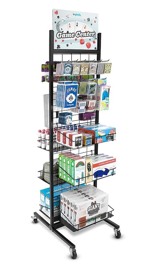 Amazon.com: Rolling al por menor visualización merchandising ...