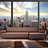 murando – Papier peint intissé – 350x245 cm - Papier peint – Tableaux muraux – Déco – XXL New York 10110904-12