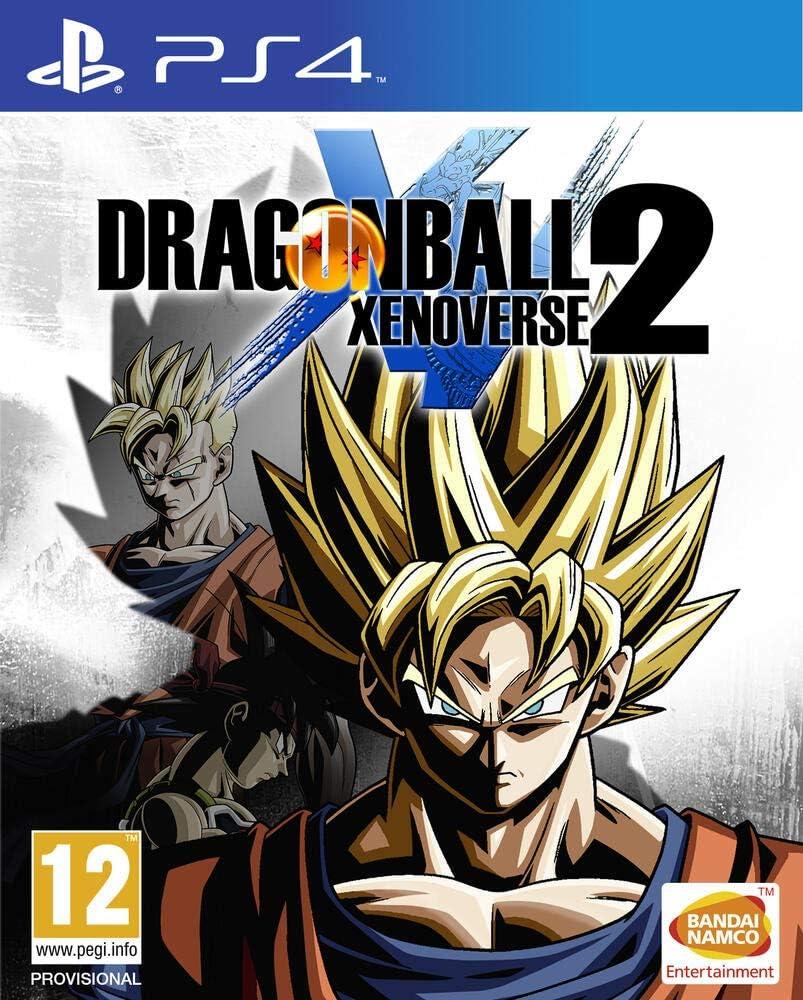 Namco Bandai Games Dragon Ball Xenoverse 2, PS4 Básico PlayStation 4 Inglés vídeo - Juego (PS4, PlayStation 4, Acción / Lucha, Modo multijugador, T (Teen))