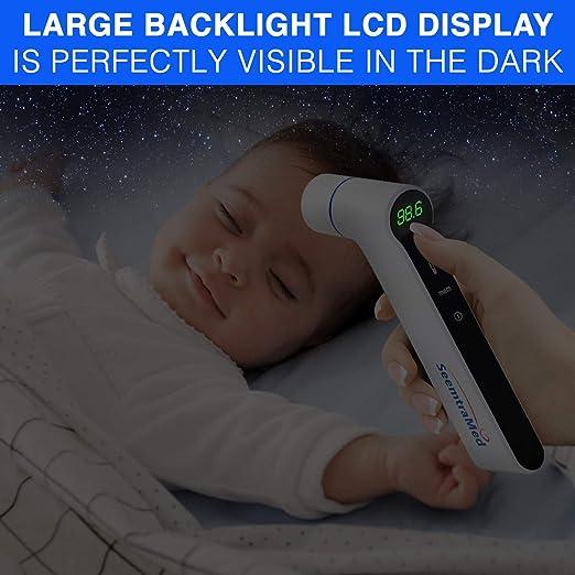 Amazon.com: Termómetro para bebé – Termómetro para fiebre ...