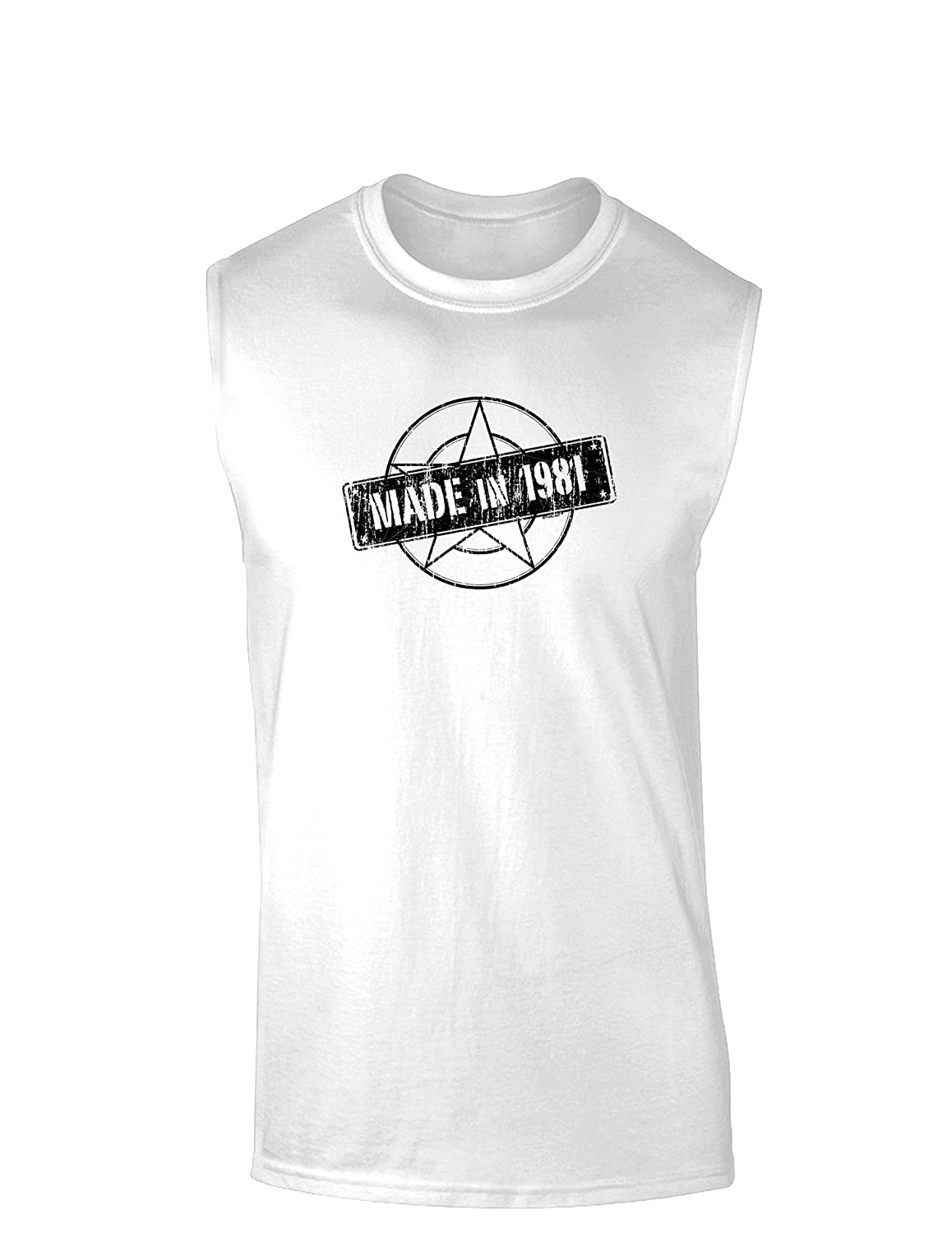 Made In 1981 Muscle Shirt