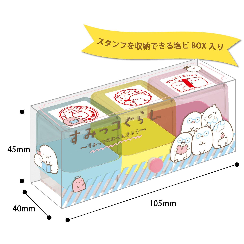 San X Sumikko Gurashi Teacher Stamp Set FT41801