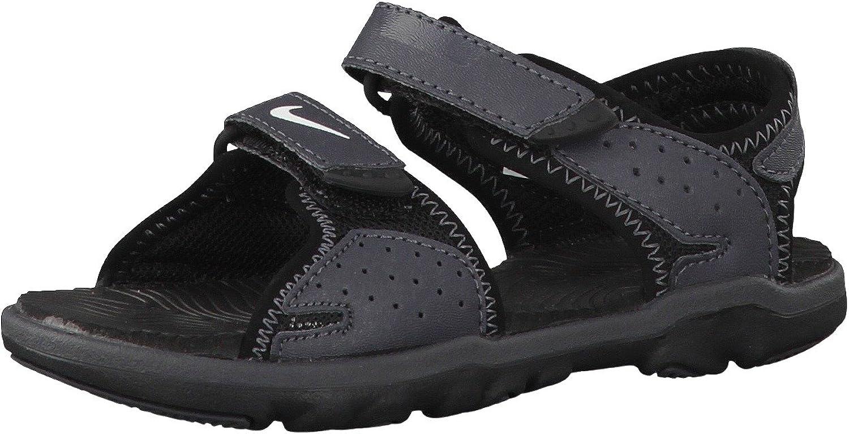 regalo periódico Figura  Amazon.com: Nike Sandalias Niños Santiam 5, color negro, 7 M US grande  niño: Shoes