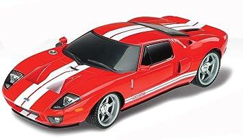 FORD GT RED REMOTE CONTROL CAR RC CARS 1/18  sc 1 st  Amazon.com & Amazon.com: FORD GT RED REMOTE CONTROL CAR RC CARS 1/18: Toys u0026 Games markmcfarlin.com