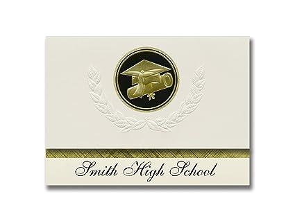Amazon Signature Announcements Smith High School Greensboro