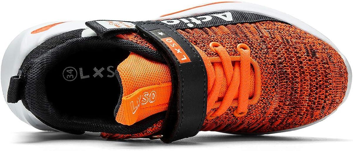 Boys Girls Sneaker Kid Sport Walking Shoes Running Tennis Footwear Little Kid Big Kid School Gym Outdoor