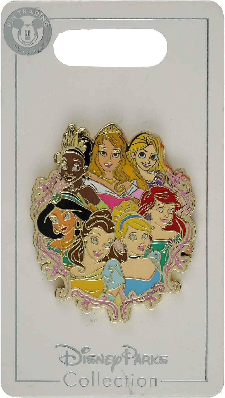WDW Pin   Storybook Princesses