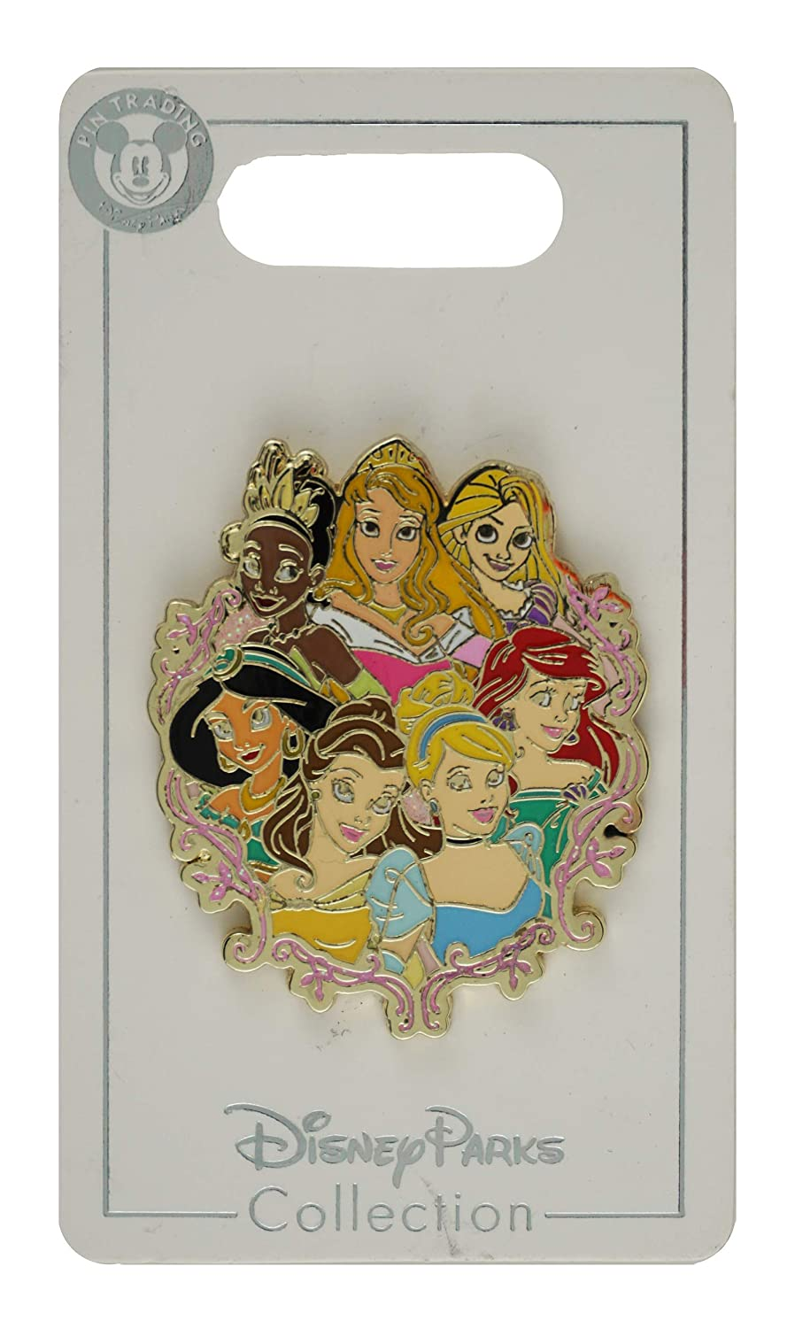 Disney Pin - Storybook Princesses