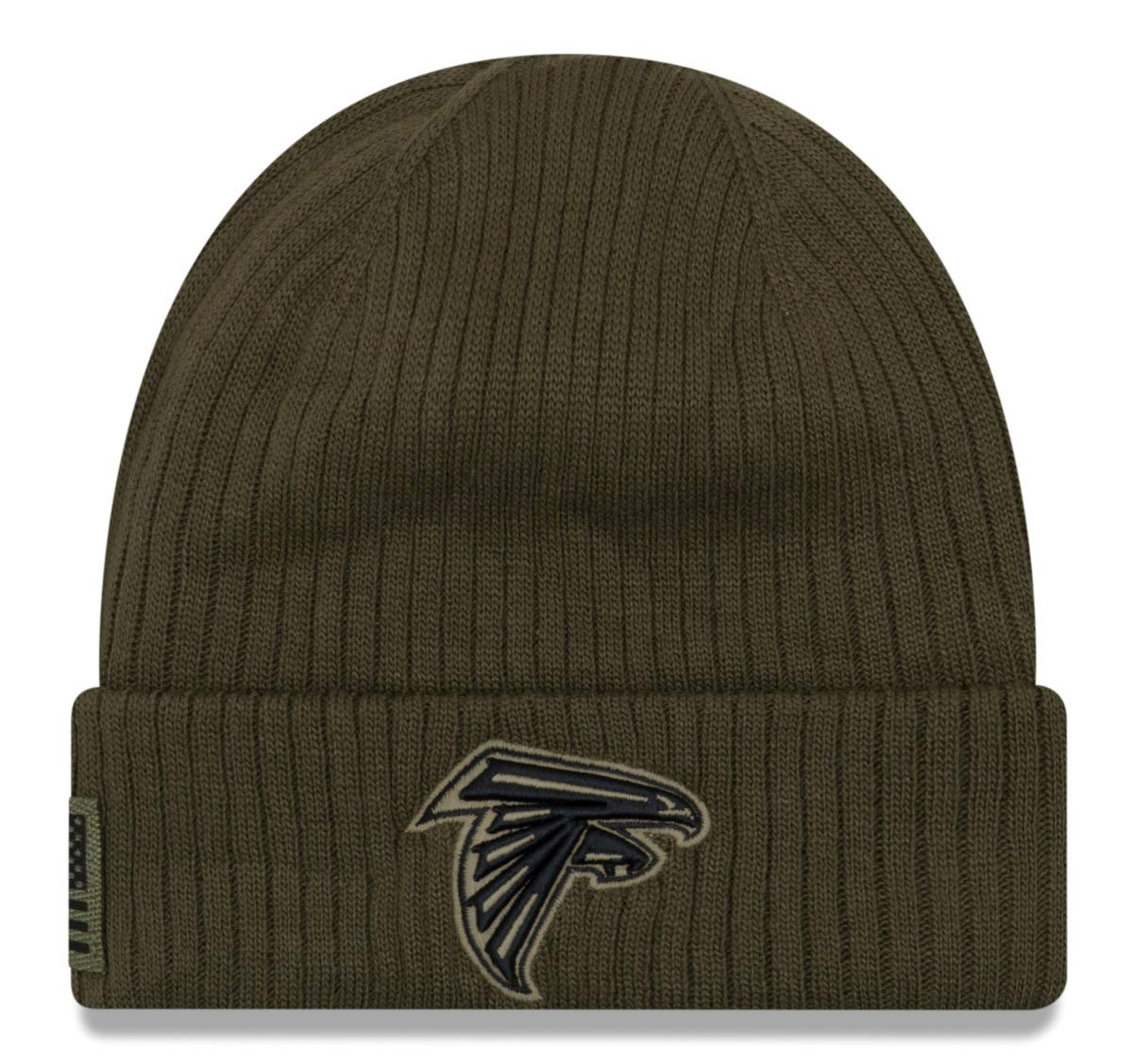 64845a86 New Era 2018 Mens Salute to Service Knit Hat