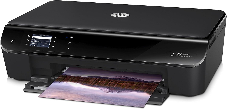 HP ENVY 4500 - Impresora multifunción de tinta color (impresión ...
