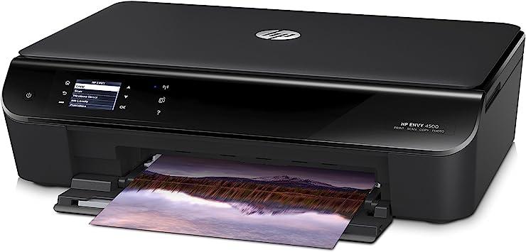 HP ENVY 4500 - Impresora multifunción de tinta color ...