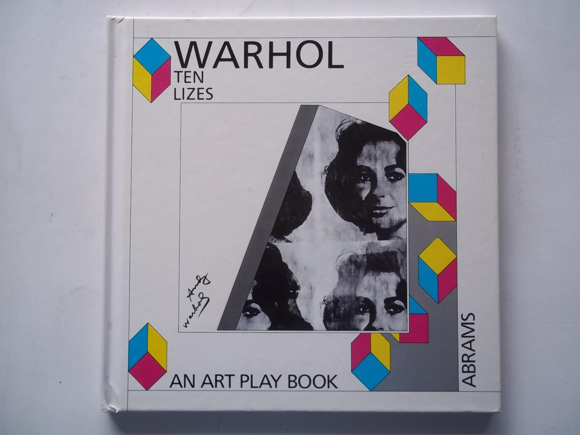 andy warhol ten lizes masters of arts series