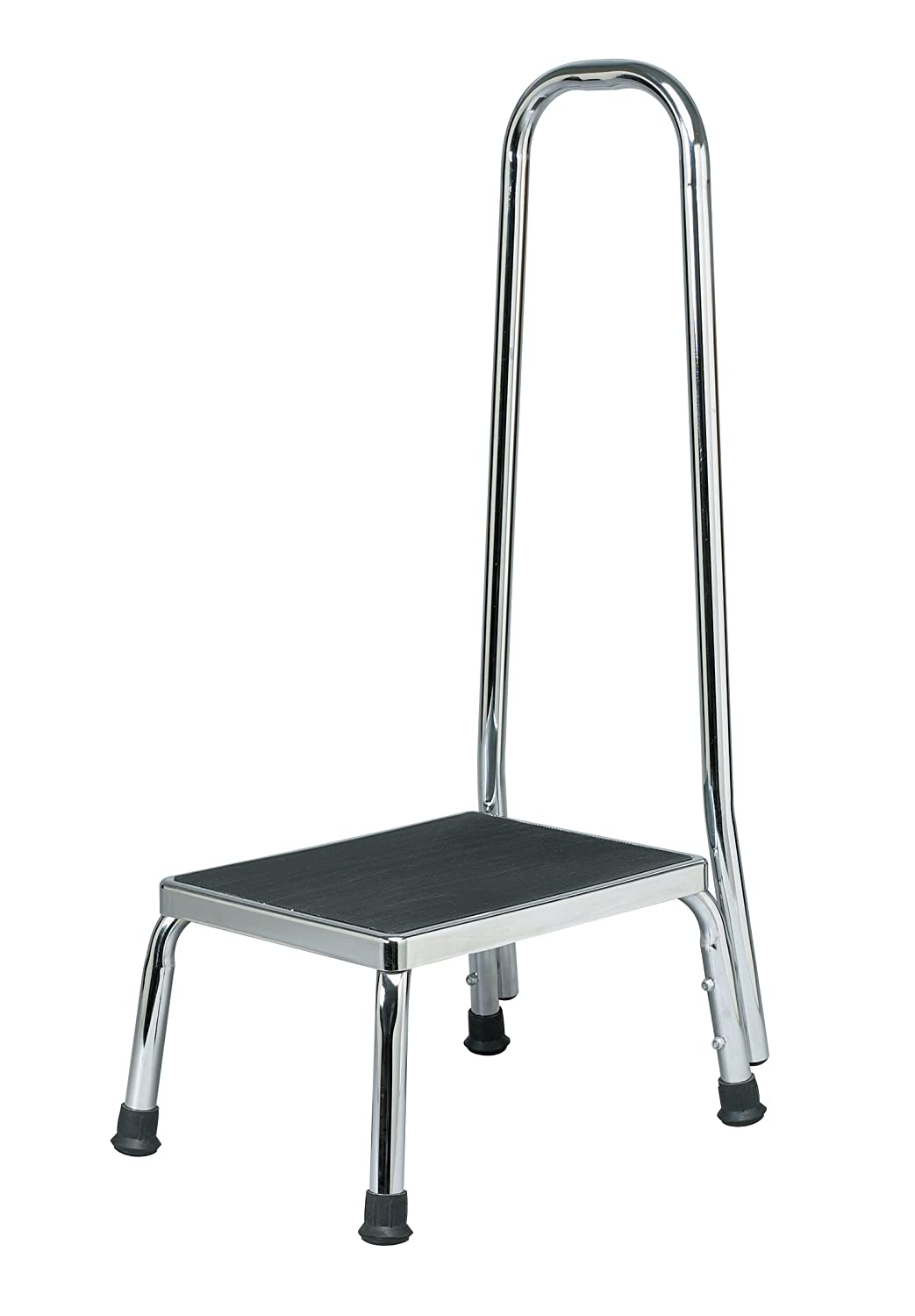 Patterson Medical Chrome Plated Step Stool with Handle Amazon.co.uk Business Industry u0026 Science  sc 1 st  Amazon UK & Patterson Medical Chrome Plated Step Stool with Handle: Amazon.co ... islam-shia.org