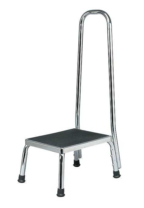 Astonishing Homecraft Step Stool With Handle Eligible For Vat Relief Evergreenethics Interior Chair Design Evergreenethicsorg
