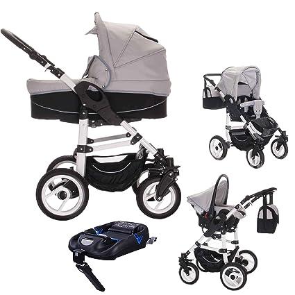 bebebi | Modelo Paris | Carrito 3 en 1 Set | Isofix Base & Auto ...