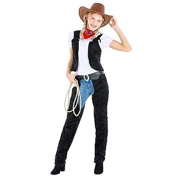 deguisement western femme a faire soi meme