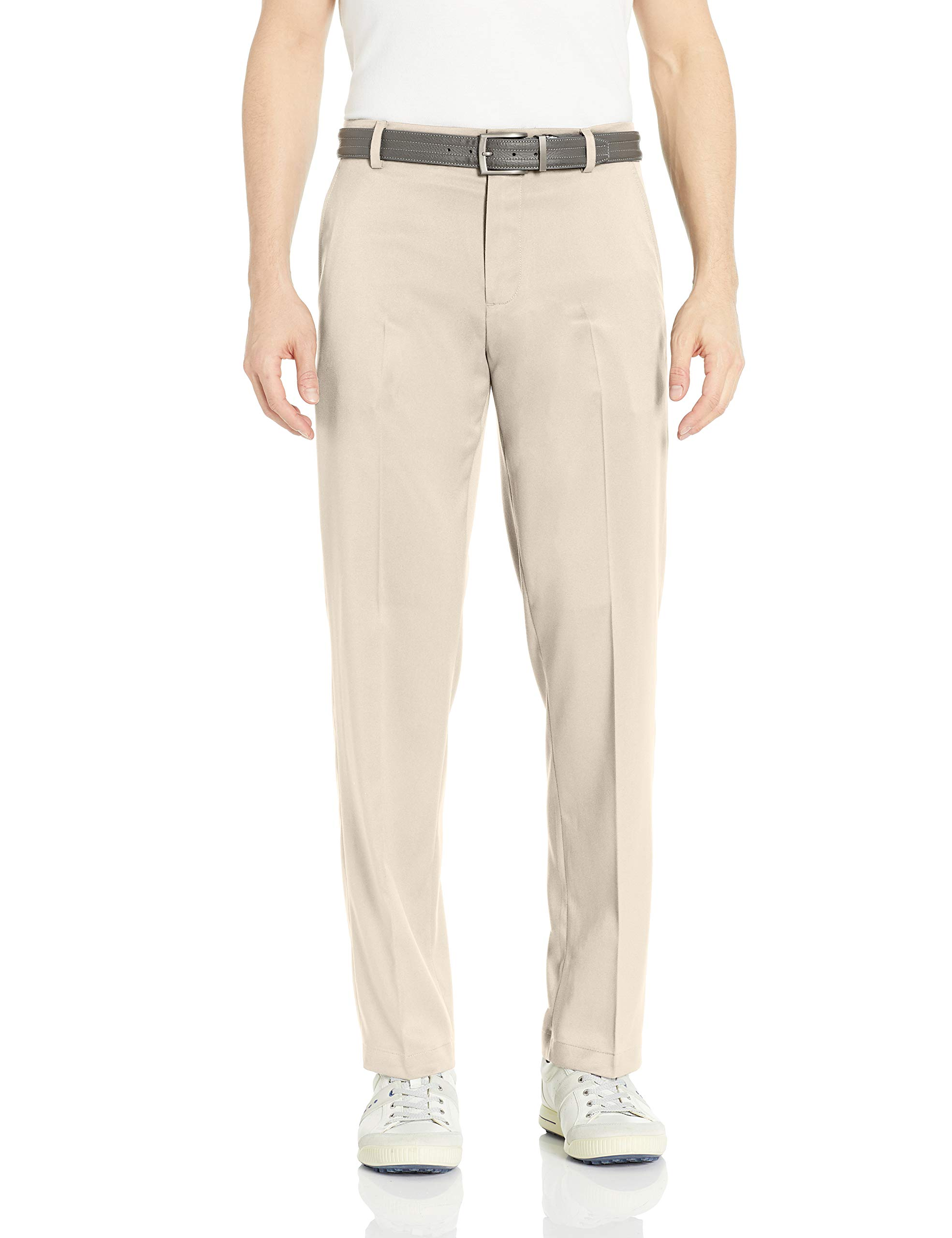 Amazon Essentials Men's Standard Classic-Fit Stretch Golf Pant, Stone, 29W x 30L by Amazon Essentials