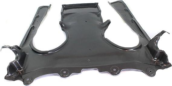 Garage-Pro Center Engine Splash Shield for MERCEDES BENZ C-CLASS 2008-2014//E-CLASS 2010-2013 Under Cover