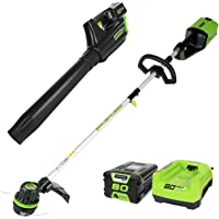 Greenworks PRO 80V Cordless String Trimmer