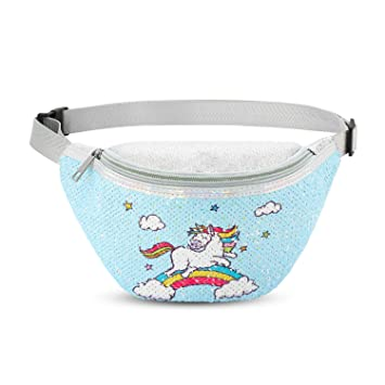 Amazon.com: Qkurt Unicorn bolsa de cintura deportiva, para ...
