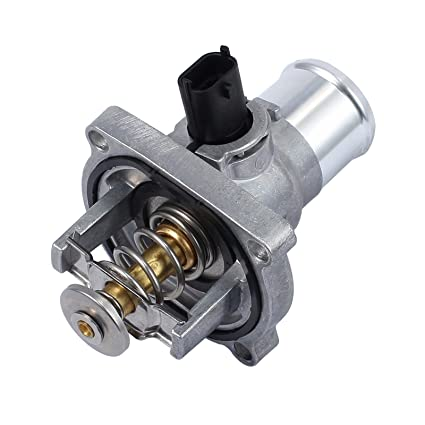 AUTOUTLET Coolant Thermostat for Vauxhall Opel Chevrolet Cruze OEM# 96984104, 55578419 25189205,55564891