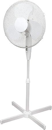 ito electronics ito - Ventilador de pie (40 cm, oscilante, 3 ...