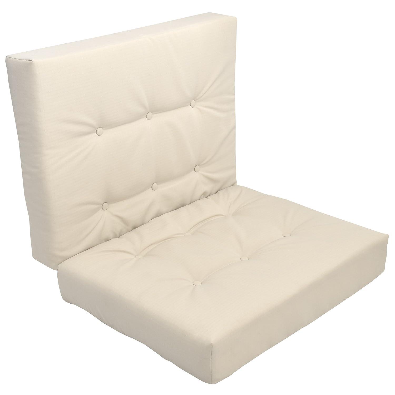 belle coussin palette 120 80 id es de salon de jardin. Black Bedroom Furniture Sets. Home Design Ideas