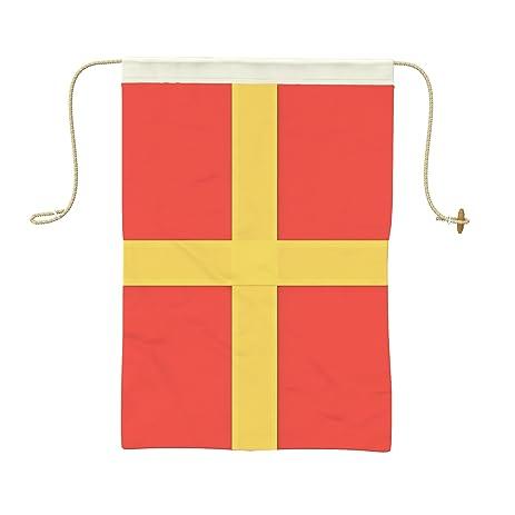 r 20 letter nautical maritime signal alphabet flag decoration hand sewn double