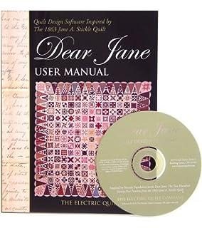 Dear Jane: the Two Hundred Twenty-five Patterns from the 1863 Jane ... : dear jane quilt book - Adamdwight.com