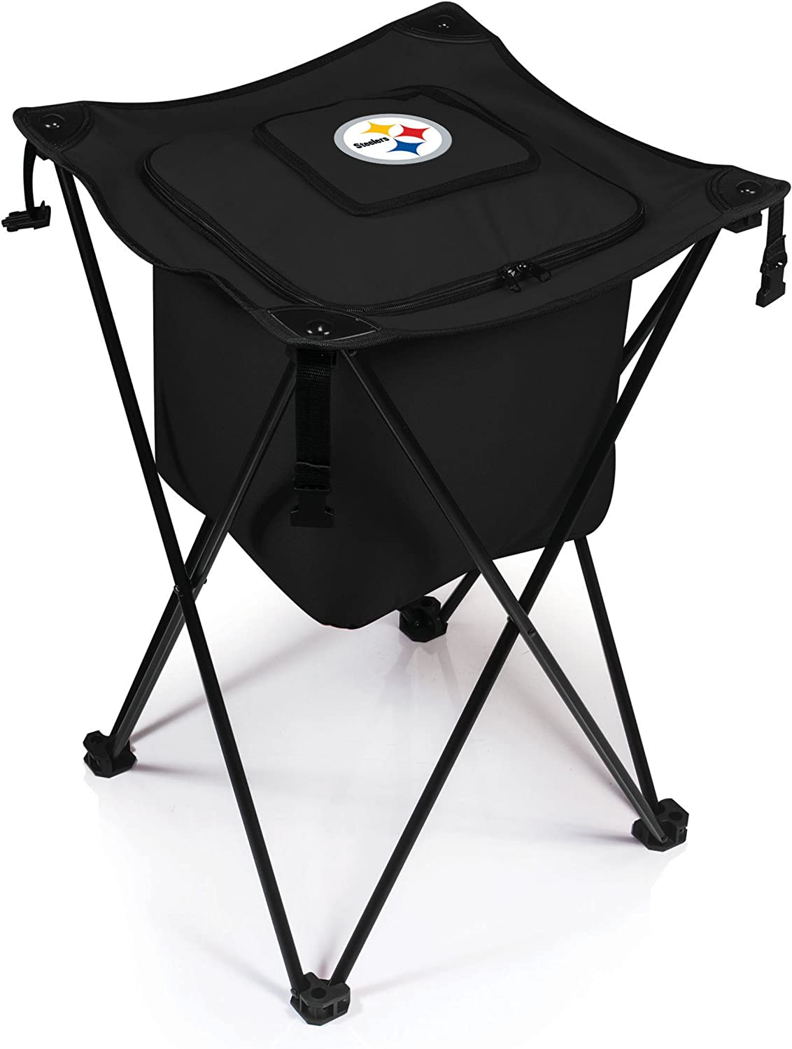 NFL Sidekick Insulated Portable Cooler with Integrated Legs 713vrIzCptL