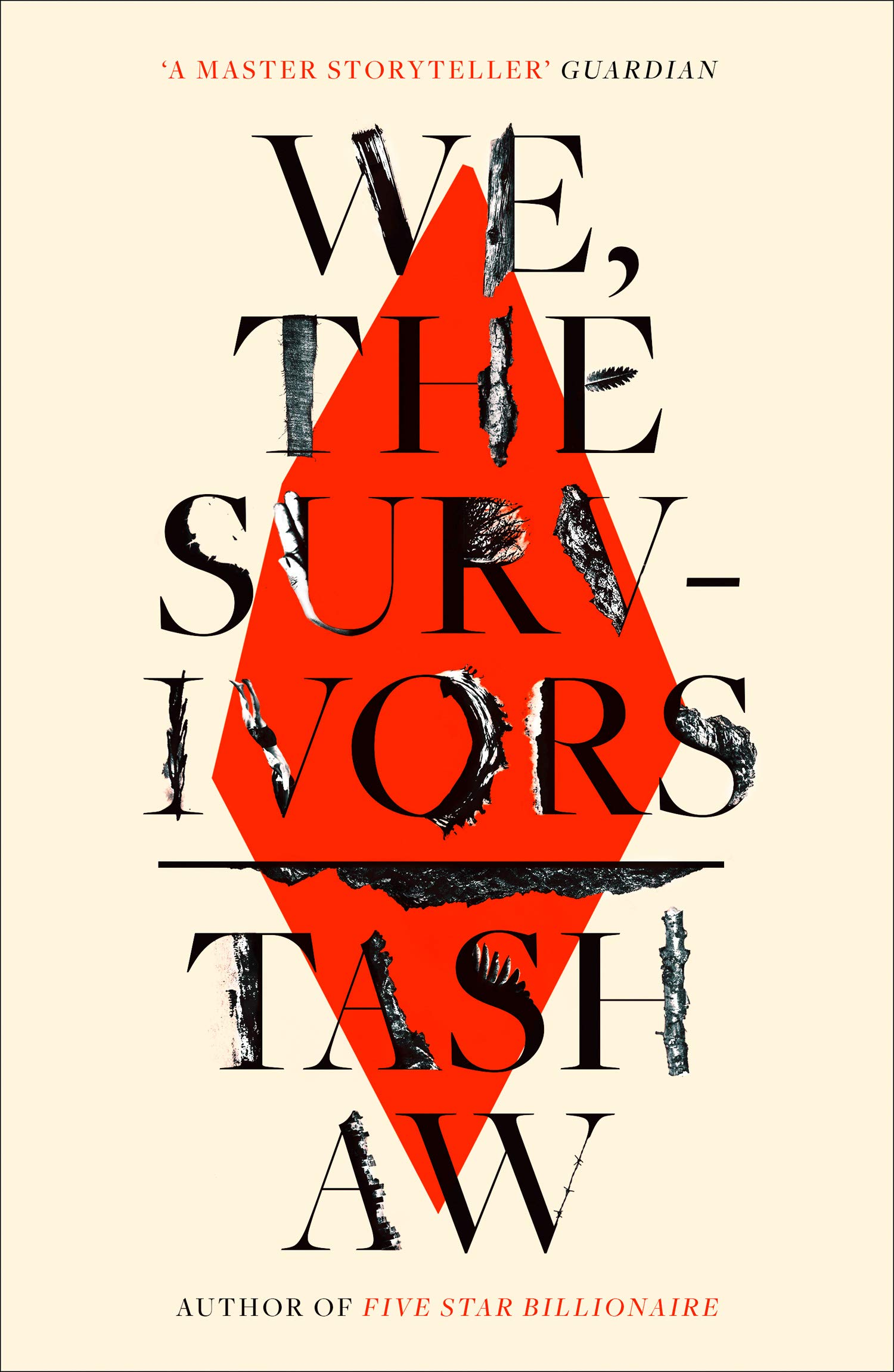 Image result for we the survivors tash aw