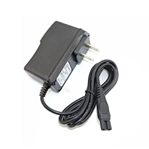 NiceTQ Replacement Wall/Home AC Power Charger Adapter For Philips Norelco Electric Shaver 2100, S1560/81