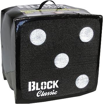 "Block Black Crossbow Target 16/"""