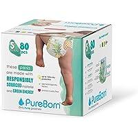 PureBorn Pull ups Master Pack Size 5 - XL 80'