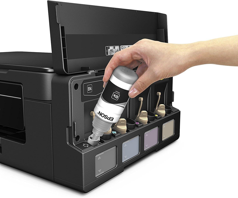 Epson EcoTank ET-2600 Inyección de Tinta 33 ppm 5760 x 1440 dpi A4 ...