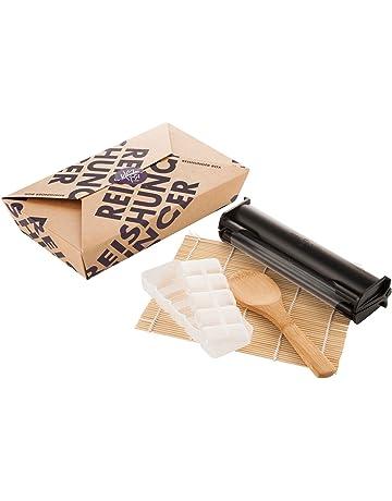 Reishunger Sushi Equipment Box (con máquina para hacer sushi de Ø 3,5 cm