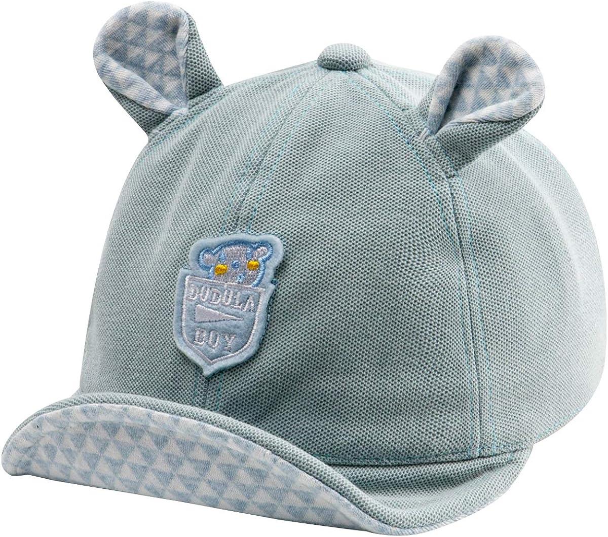 famuka Baby Hat Baby Boys Girls Baseball Cap