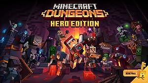 Minecraft Dungeons: Hero Edition - Switch [Digital Code]