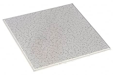 Acoustical Ceiling Tile 24 X24 Thickness 5 8 Pk16