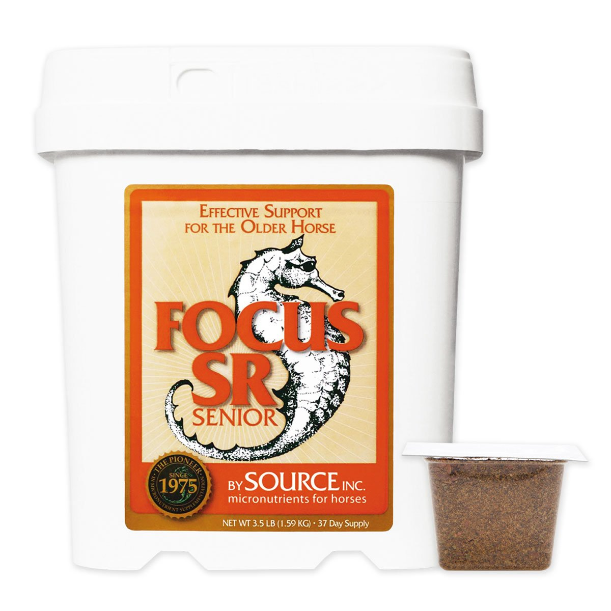 Source Focus Senior 3.5lb