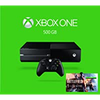 Consola Xbox One 500 GB + Juego Battlefield 1 - Bundle Edition